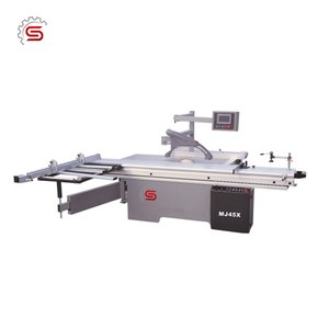 High quality woodworking machine MJ45X CNC Precision Panel Saw Machine