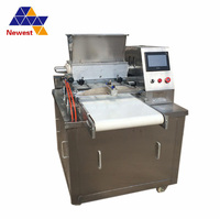 Stainless steel automitics fortune cookie making machines/manual cookie machine