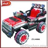 HD6698 12V ride on car RC double seat kids car electronics