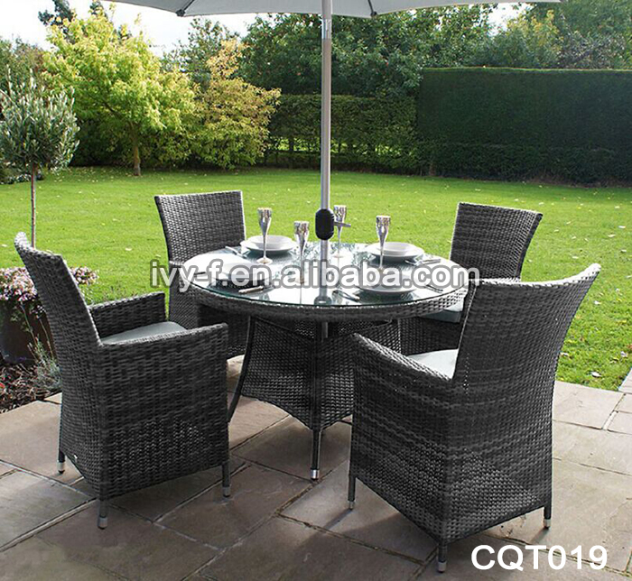 grey rattan dining table. outdoor rattan dining round table and chairs/synthetic chair/rattan chair grey a