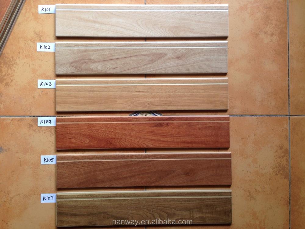 Casa 15x60 tama o peque o de madera escalera de cer mica for Azulejos para patios interiores