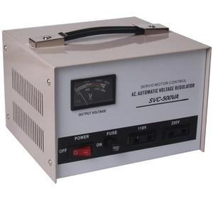 Desk type copper coil power 500VA 1000VA 2kva customized voltage stabilizer manufactures SVC