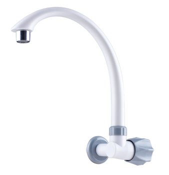 Plastic Spring Loaded Kitchen Sink Mixer Tap Faucetse-02 - Buy ...