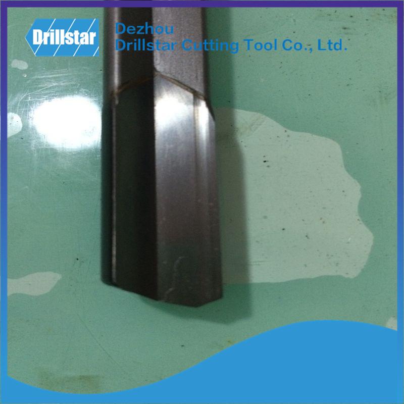 Carbide tip brazed single flute  Gundrilling bit metal drilling kabaddi adda Hole Gundrilling carbide gun Drill Bit