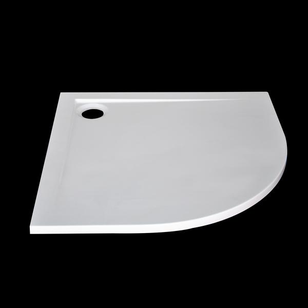 DOMO Custom Made Fiberglass Oval Shower Tray,SMC Shower Tray,shower Base