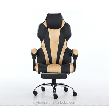 2018 OEM ODM Gaming Chair Black Brown Dropshipping Judor