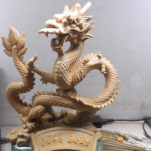 design and processing,vivid dragon sculpture, bussiness gift, office decoration ---OEM