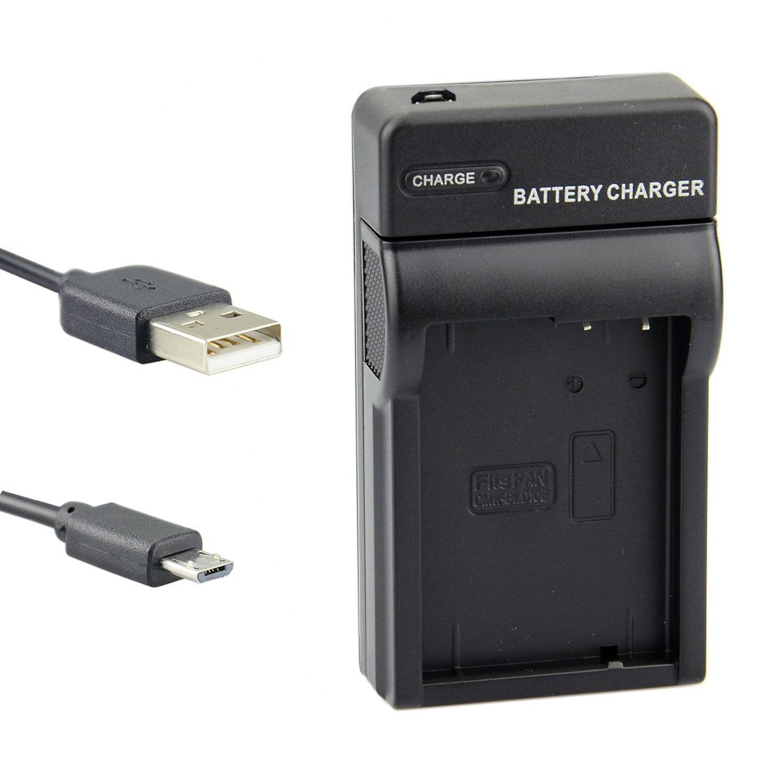 Cheap For Panasonic Dmw Bld10e Battery Charger Find Wasabi Blf19 Kit Gh3 Gh4 Gh5 Get Quotations Dste Micro Usb