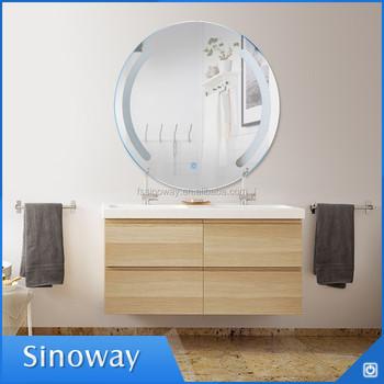 Vergrootglas Spiegel Verlichte Badkamer Spiegel Wifi Spiegel Sin152 ...