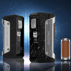 Factory Cheap Price Waterproof Shockproof 100W GeekVape Aegis best ecig box mod