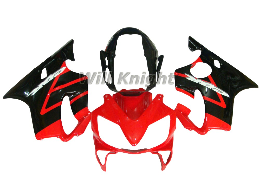 Injection Body Kit fairing for Honda CBR600 CBR 600 F F4i 2004 2005 2006 2007 S