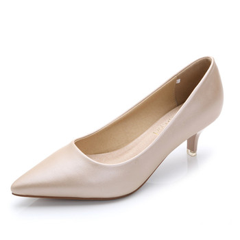 factory outlets hot sale reasonable price Classic Lambskin Kitten Heel Pumps Dress Comfort Stiletto High Heels Shoes  For Office Lady - Buy High Heels Shoes Lady,Stiletto High Heels Shoes ...