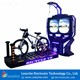9d Cinema Bicycle Ride Simulator Virtual Cinema Equipment