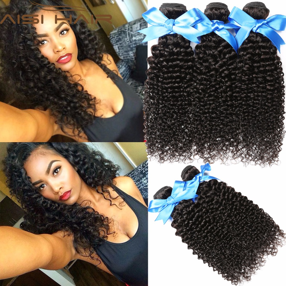 "8""-28"" Wholesale Cheap Natural Black Indian Virgin Human Kinky Curly Hair Extension For Women"