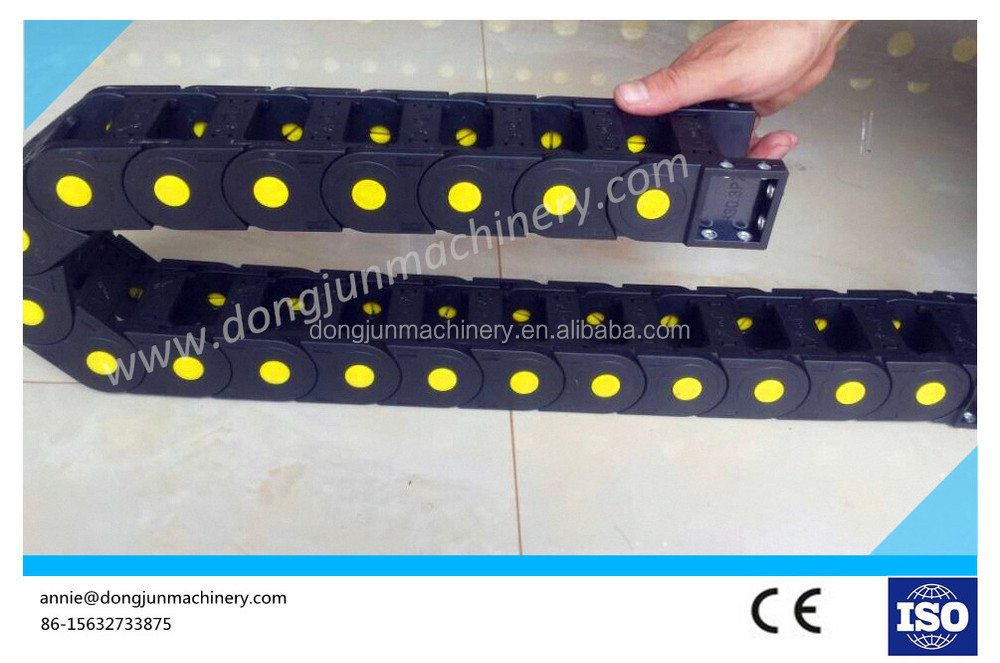 Igus Flexible Cable Tray Cable Tracking Plastic Cable