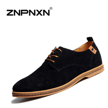 Genuine Leather Men Flats Shoes Handmade Oxford Shoes For Men Loafers Moccasins Zapatos Hombre Male Chaussures Sapatas K01