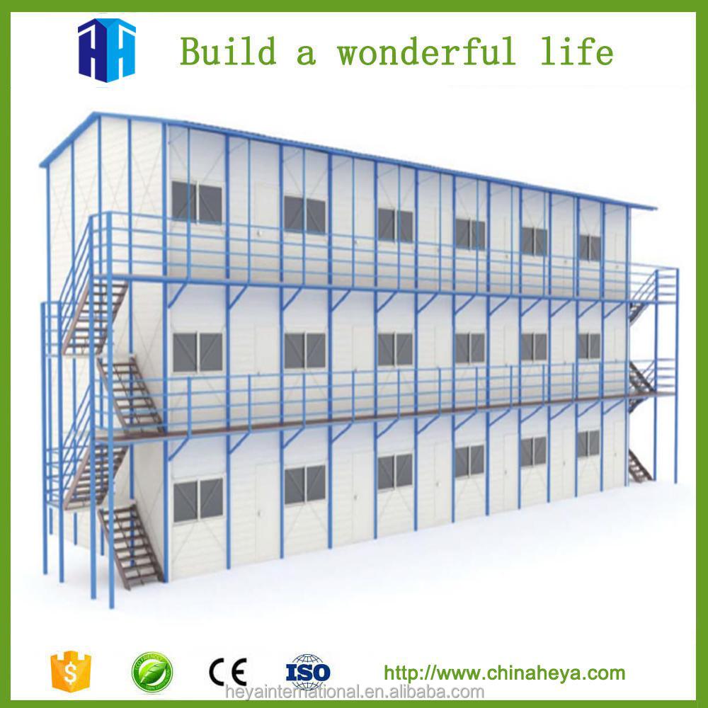 Heya vorgefertigten strukturelle design für 3 10 stöckige gebäude