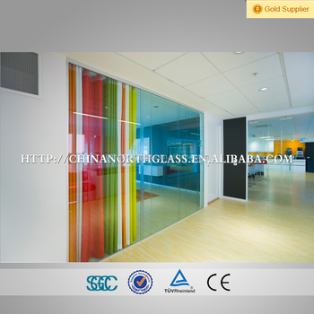 6mm8mm10mm12mm Frosted Glass Office Wall Partition Buy Office