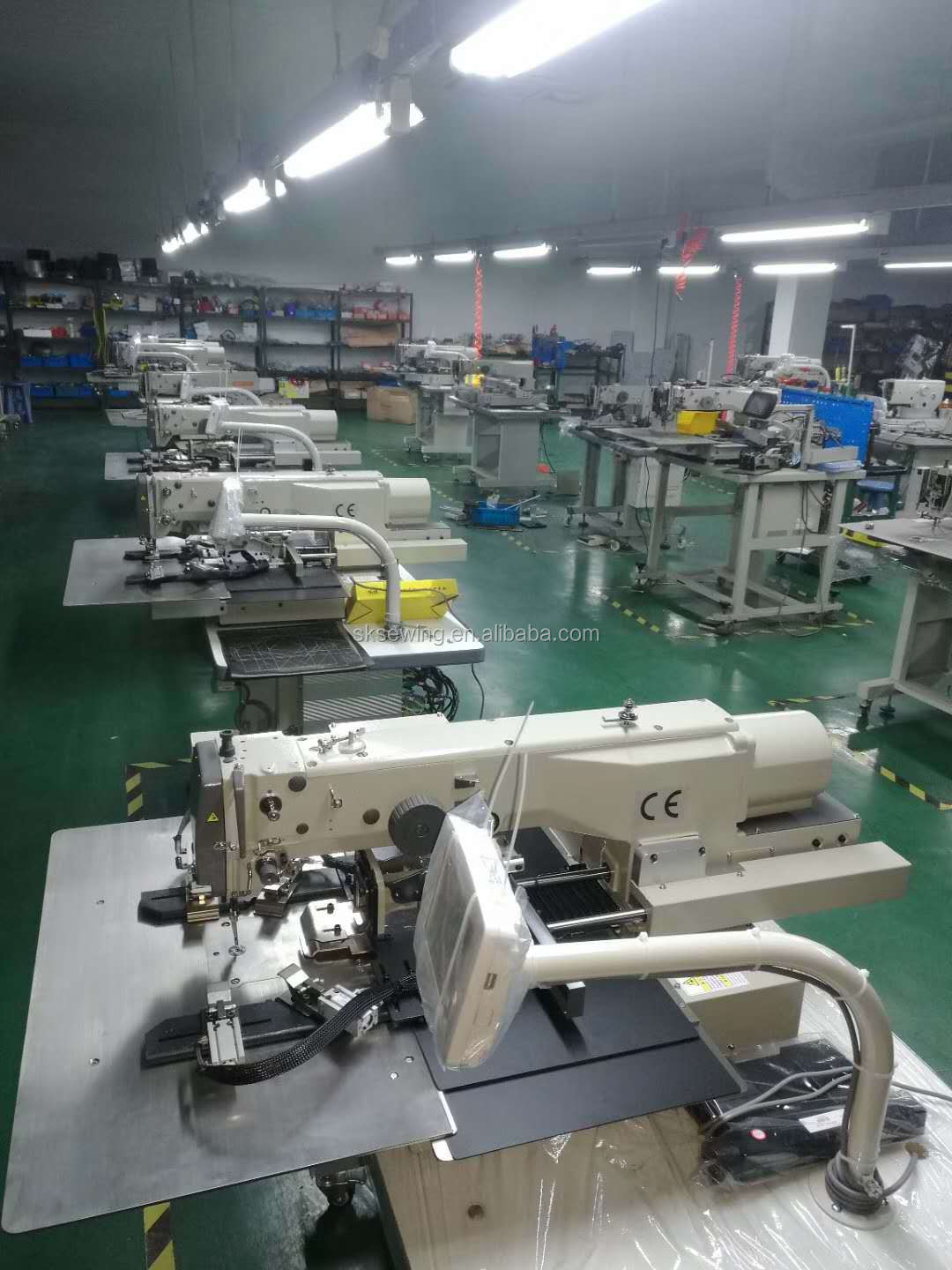 3020 automatic Computer pattern MITSUBISHI industrial sewing machine