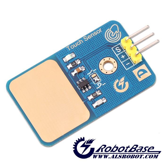 Digital capacitive touch sensor for micro controller buy