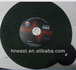 Resin bond 230mm cutting disc for metal&stainless steel