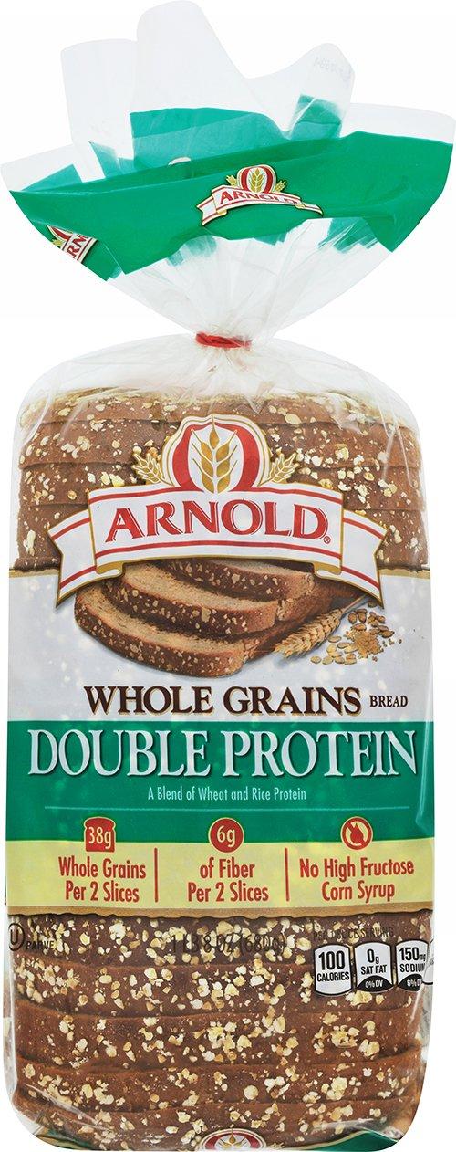 Arnold, Double Protein Bread, 24 oz