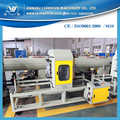 HDPE PE pipe production line for 110-315mm plastic water pipe making machine