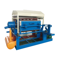 Small Manufacturing Machines High Capacity Paper Egg Tray Making Machine
