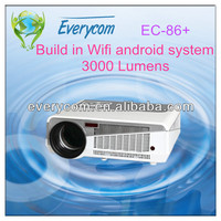 Full HD 1080p Large Outdoor Projector for 3D Mapping Projector