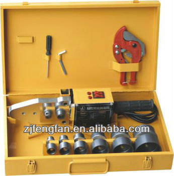 Ifan ppr pipe fitting tools welding machine Plastic ppr pipe welder 20-63mm