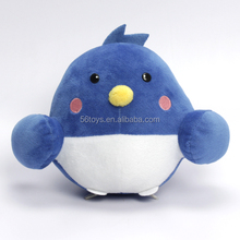 2017 New Style Bird Plush Toys Stuffed plush decorative artificial birds for birthday gift