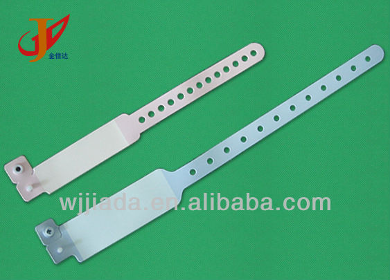 writable medical id bracelet hospital id bracelets