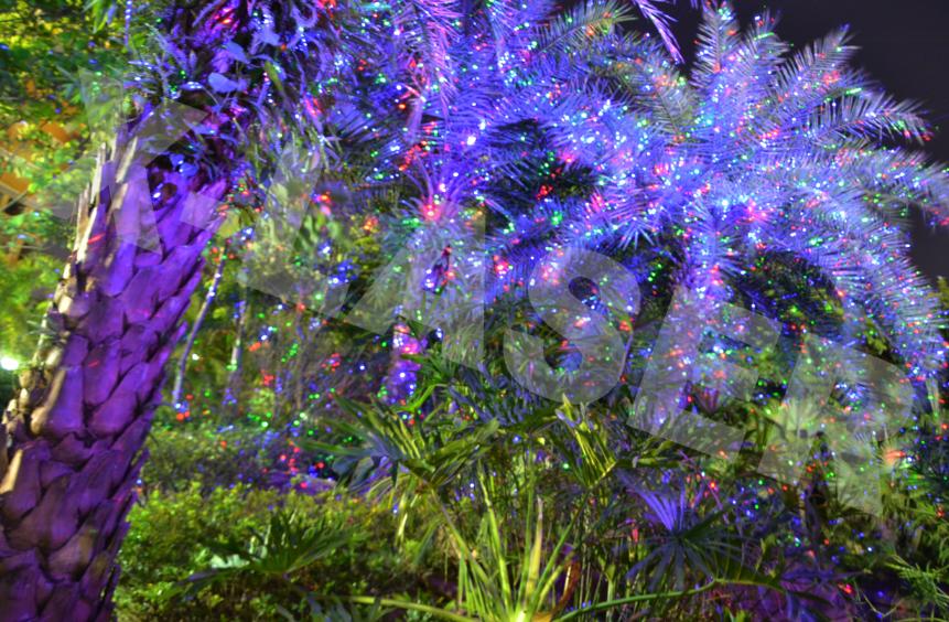 Garden Solar Light/garden Decorative Tree Light/christmas Light ...