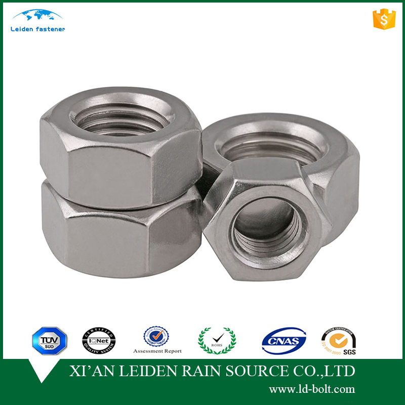 hex nuts with bsp thread