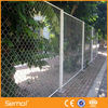 hot sale cheap galvanized pvc coated chain link fence post