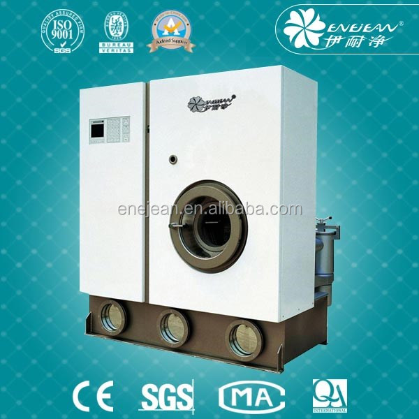 ilsa hydrocarbon laundry and dry cleaning machine