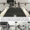 Automatic wire separator machine for iphone broken glass LCD separate screen repair