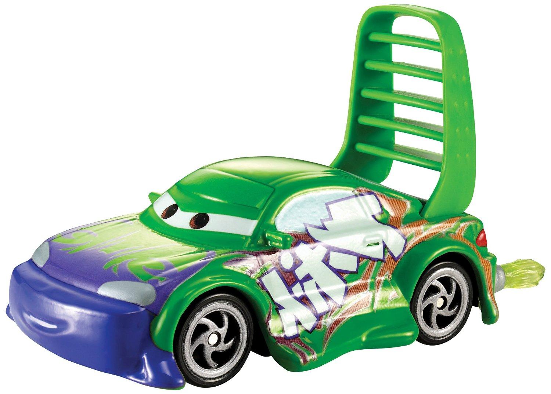 Mattel Disney Pixar Cars Series 1 Original Wingo 1:55 Scale Die Cast Car