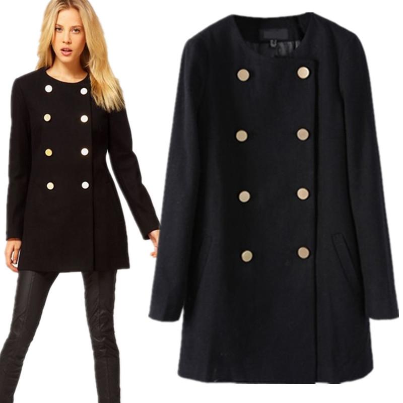 black winter coat women - photo #32