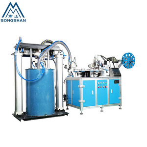Best Supplier SONGSHAN New Technology Semi Automatic Flap Disc Machine For T27 & T 29 Flap Disc Making