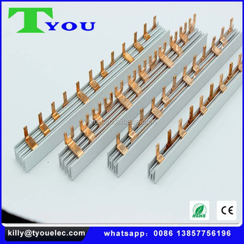 tinned copper bus bar mcb copper busbar copper busbar for