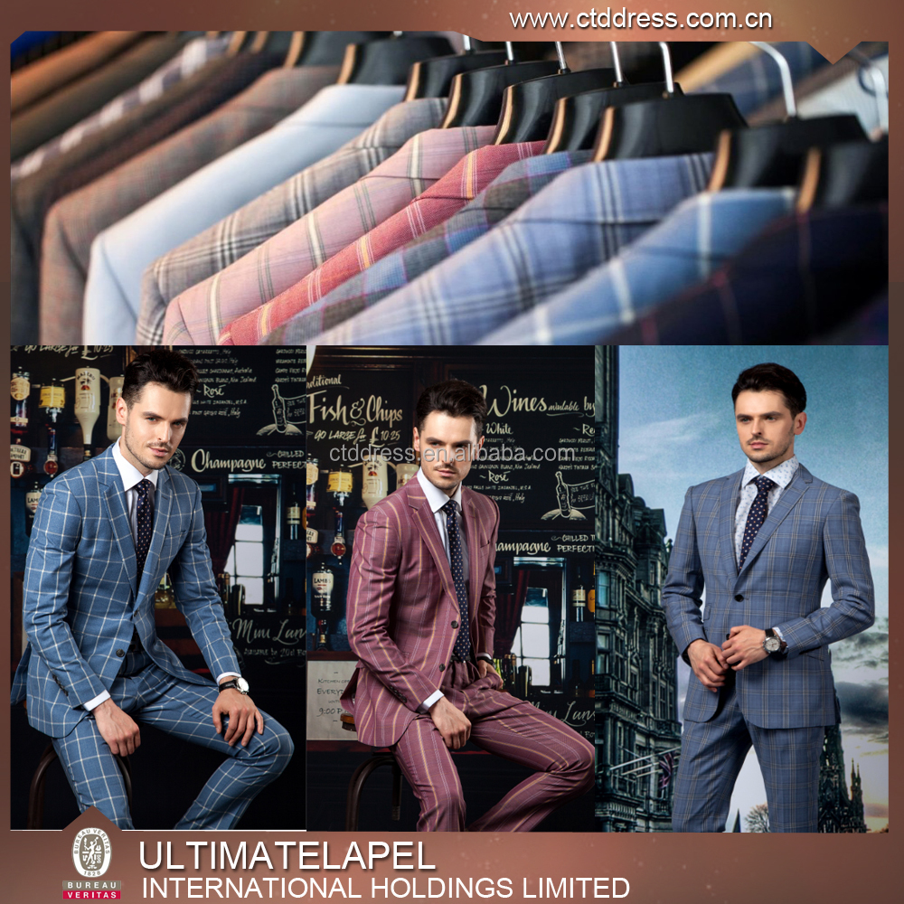New arriving mens custom tailor made suits for 2016