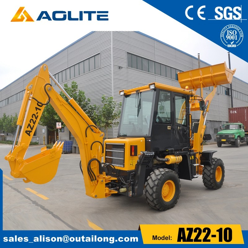 chinese backhoe loader