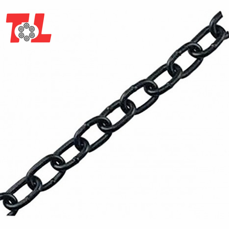 316 Small Stainless Steel Twisted Link