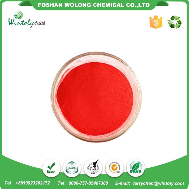 High quality RAL smooth surface epoxy polyester powder coating