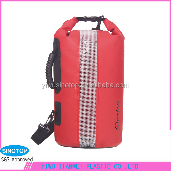 20l newest design waterproof duffel storage barrel dry bag pack for outdoor sports camping traveling