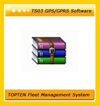 TS03 GPS/GPRS Fleet Management Online Website Tracking Software( Recommended)