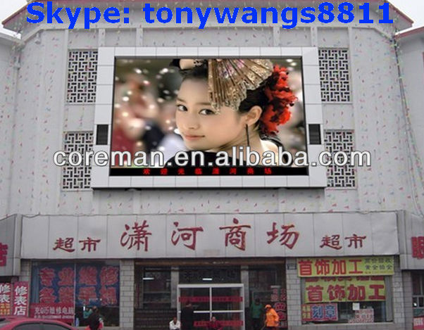 HD effect video processor available good price outdoor video full color led board display p16 20 p25 p10 p12 p8 p6