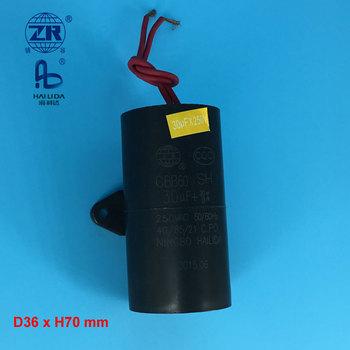 Cbb60 Capacitor Wiring Diagram Electrical Ac Motor 250v China - Buy on