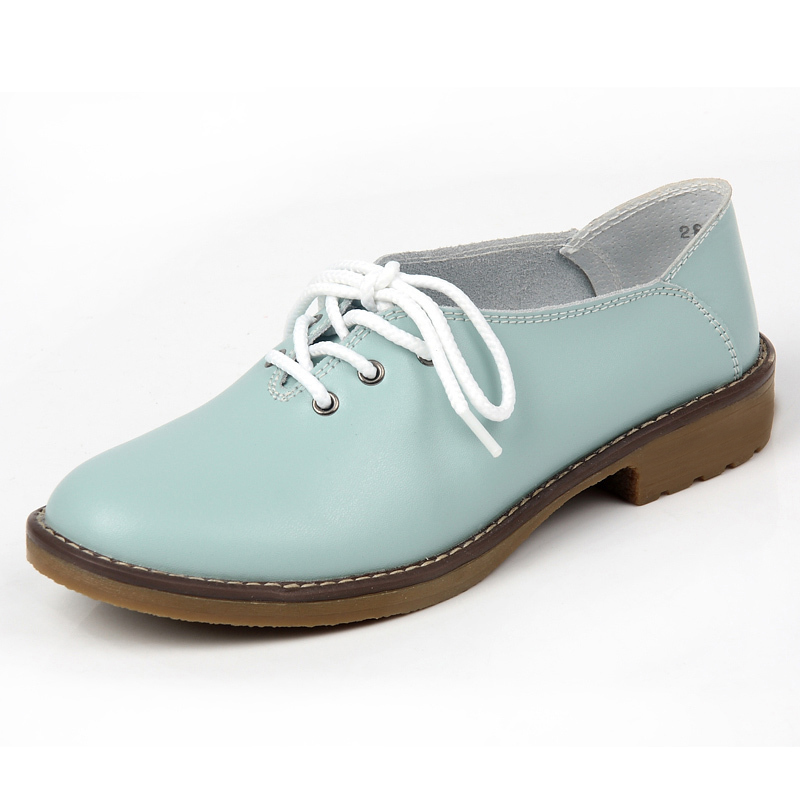 4eb52d0b45c Get Quotations · Genuine leather Oxford shoes for women flats new 2015  Fashion women shoes moccasins sapatos femininos sapatilhas